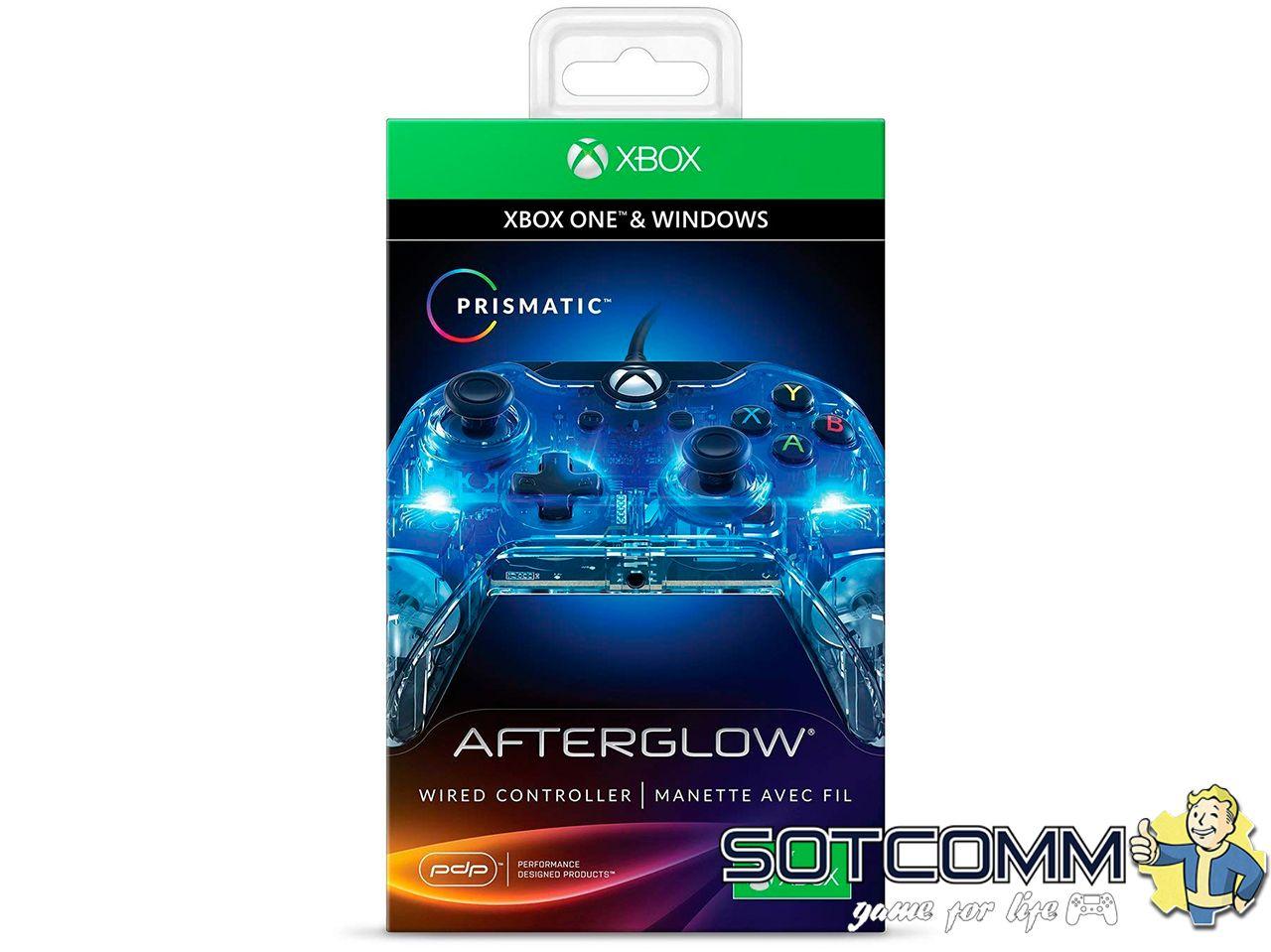 Проводной геймпад Afterglow Prismatic для Xbox One и PC