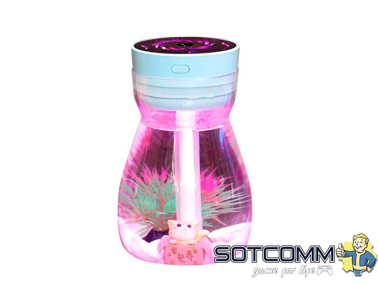 USB-увлажнитель воздуха Phoenix colorful humidifier