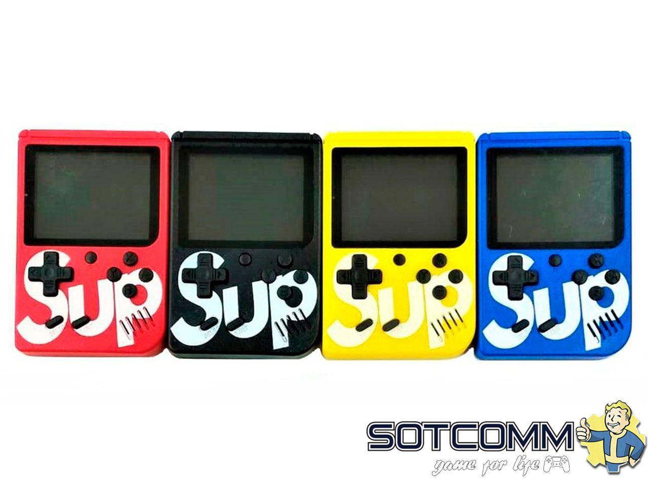 игровая консоль Sup Game box 400 in 1