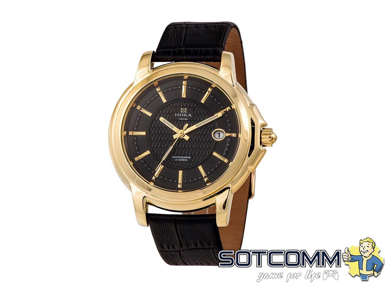 Золотые часы Ника CELEBRITY 1093.0.3.55A