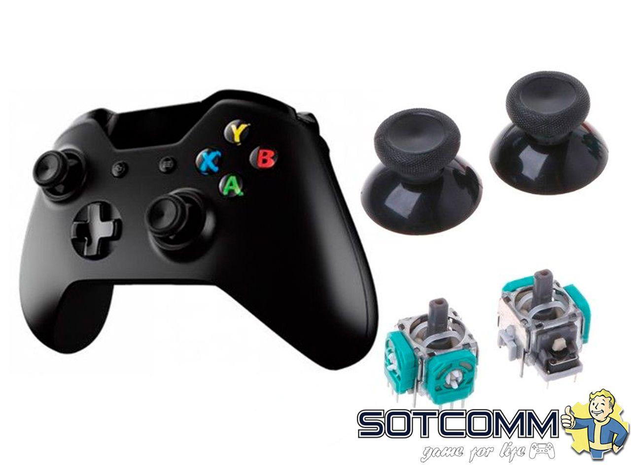 Профессиональный ремонт геймпадов Xbox One