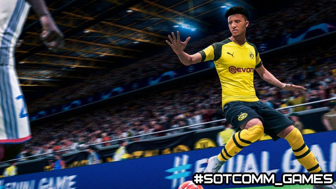 FIFA 20 Движения и Финты