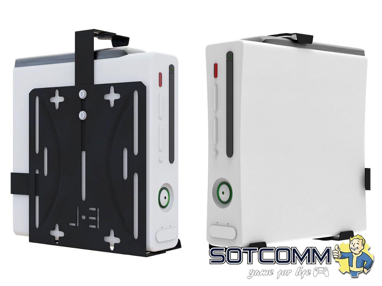 Electriclight Кронштейн для крепления игровых консолей