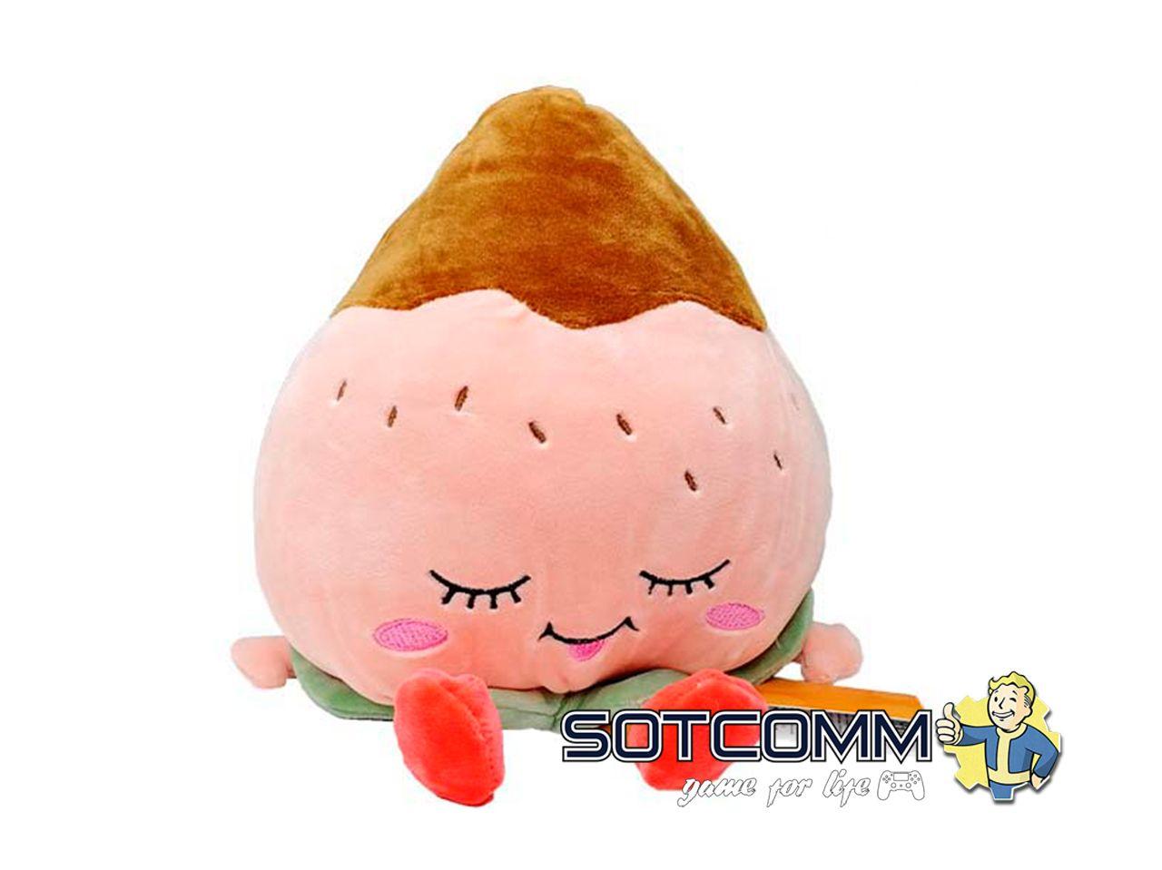 Плюшевая Клубника подушка-игрушка