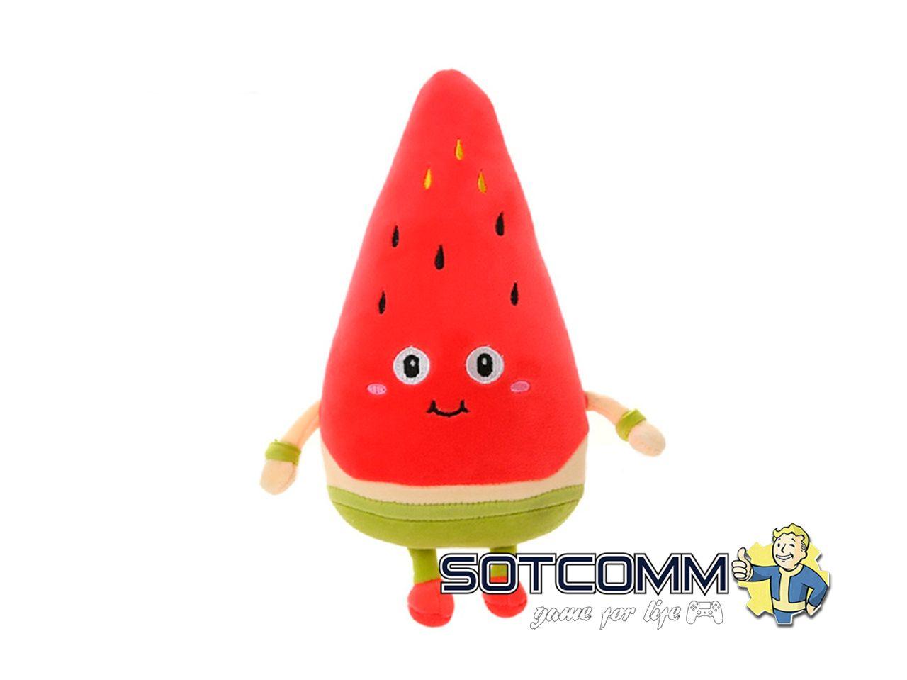 Плюшевый Арбуз подушка-игрушка