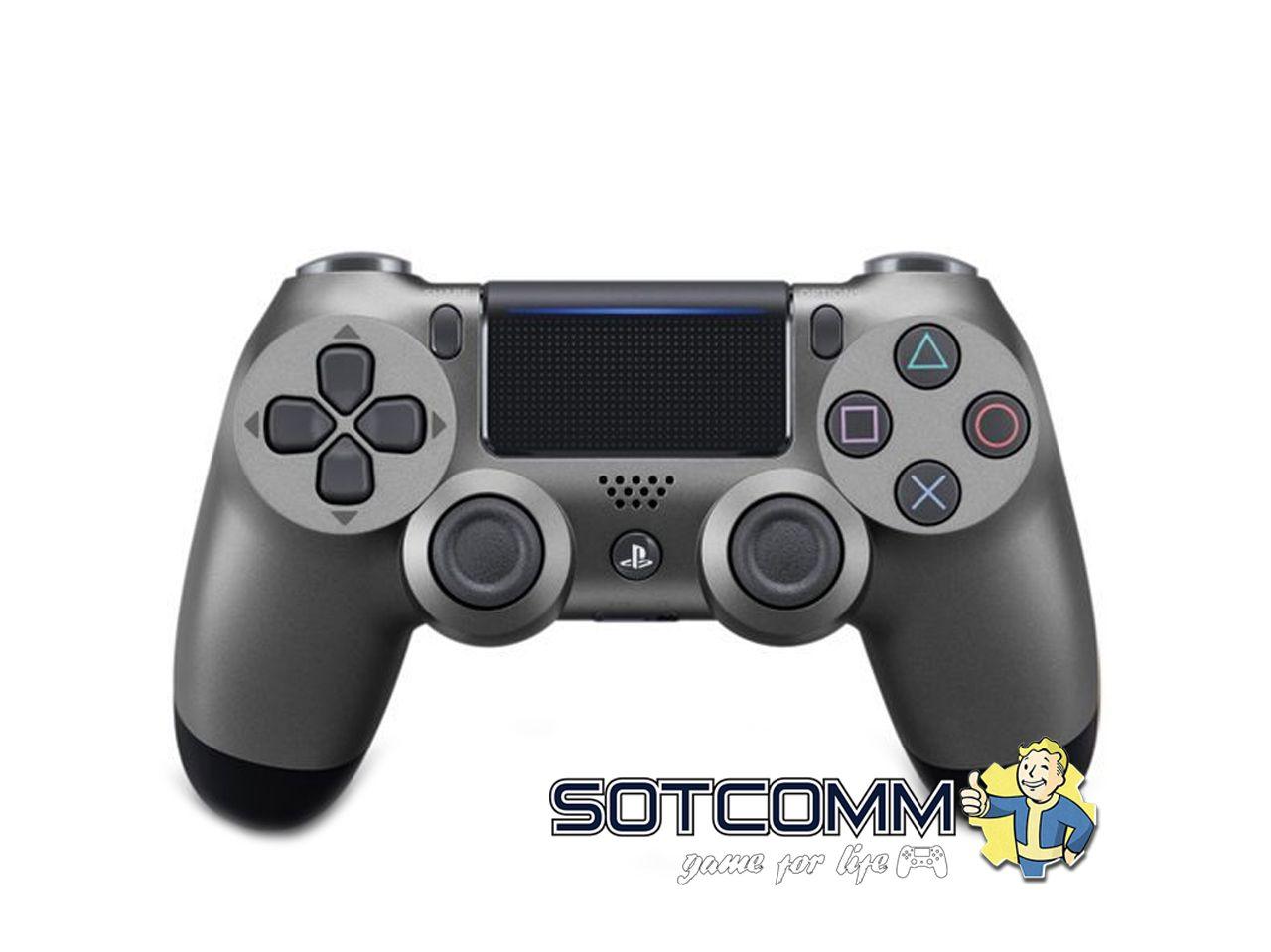 Геймпад для PS4 DS4 V2 Replica (Темно-серый)