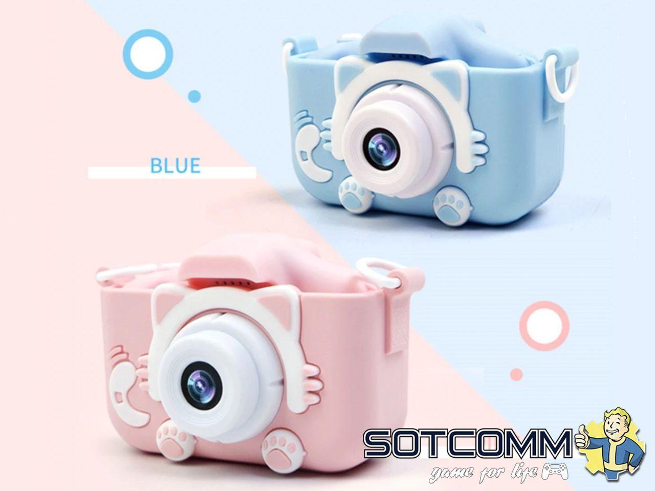 Детский фотоаппарат Children's fun camera