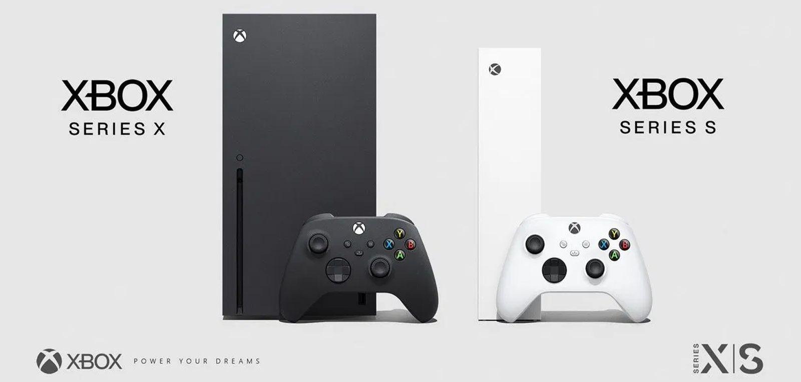 Приставки XBOX SERIES X|S
