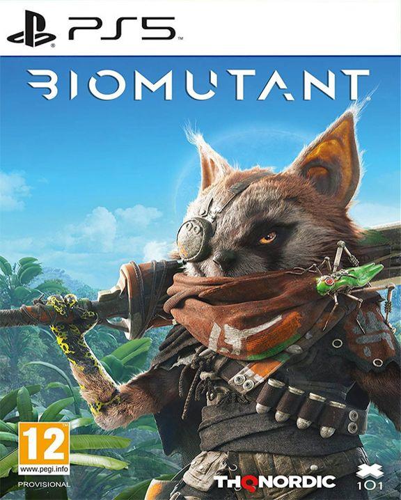 Biomutant (PS5)