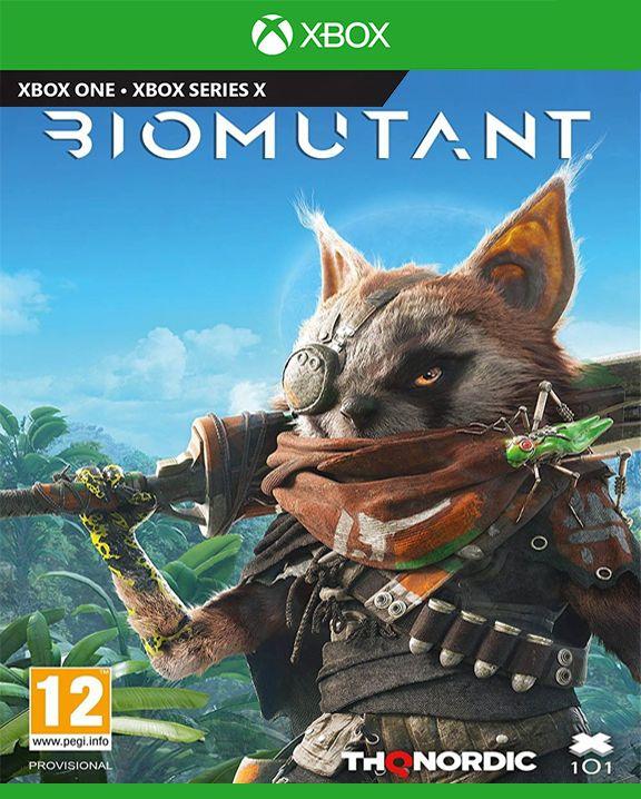 Biomutant (Xbox)