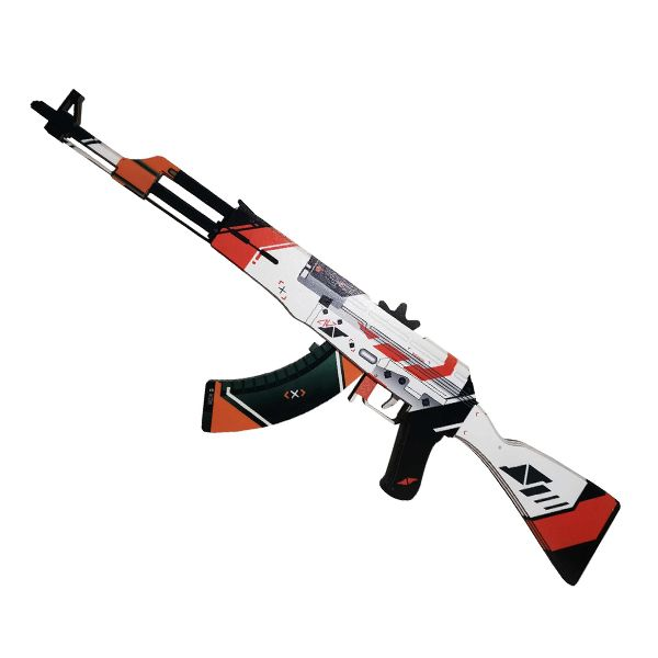 Деревянный автомат CS:GO | AK 47 Азимов