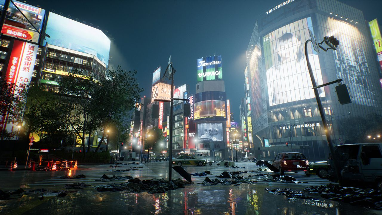 Ghostwire: Tokyo (PS5)
