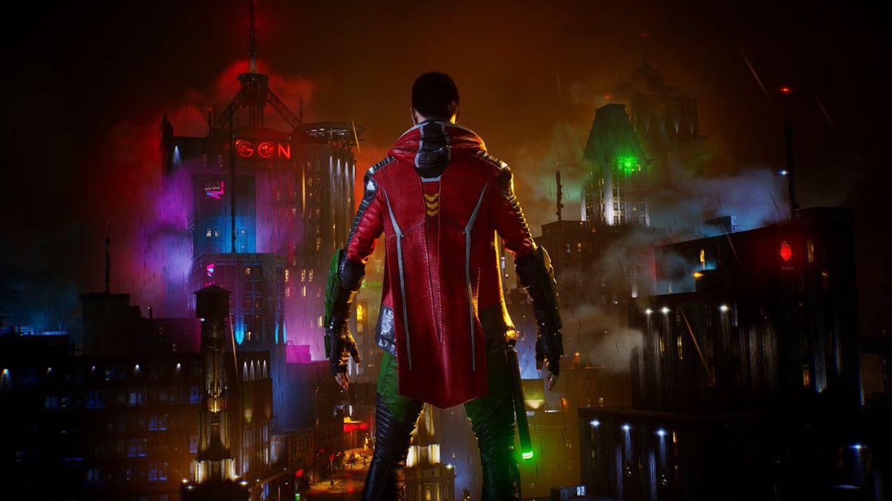 Gotham Knights (Xbox)