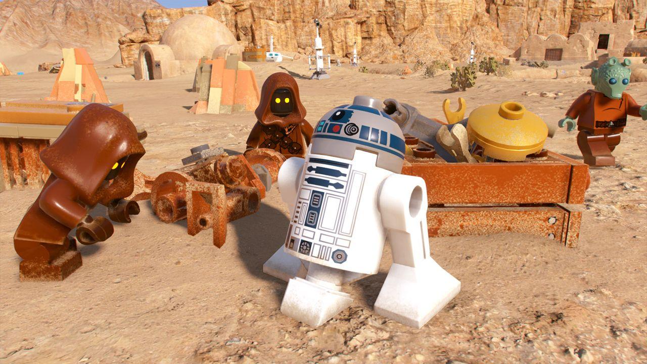 Lego Star Wars: The Skywalker Saga (Xbox)