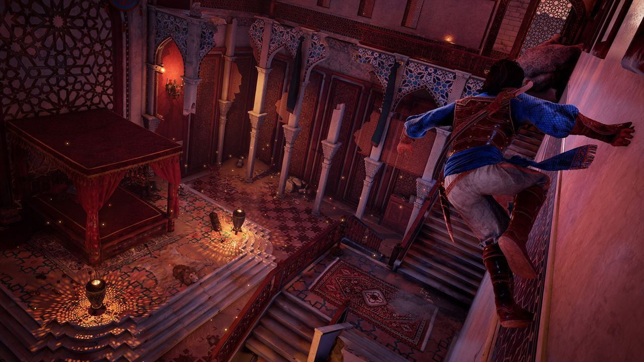 Prince of Persia: The Sands of Time - Remake (PS4)