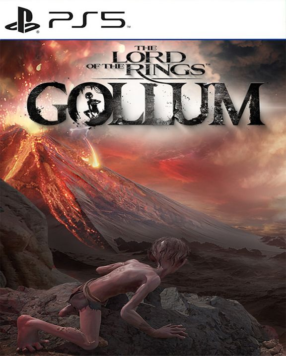 The Lord of the Rings: Gollum (PS5)