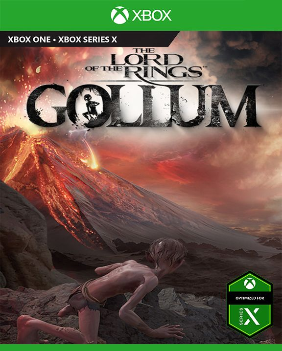 The Lord of the Rings: Gollum (Xbox)