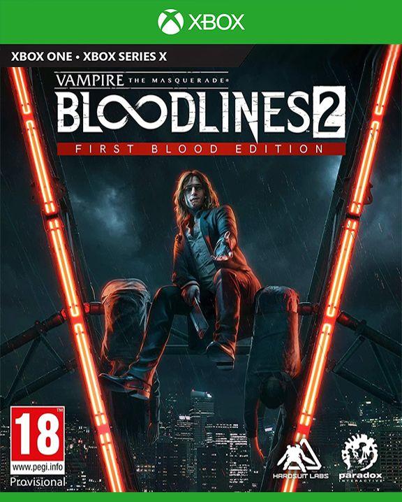 Vampire: The Masquerade – Bloodlines 2 (Xbox)