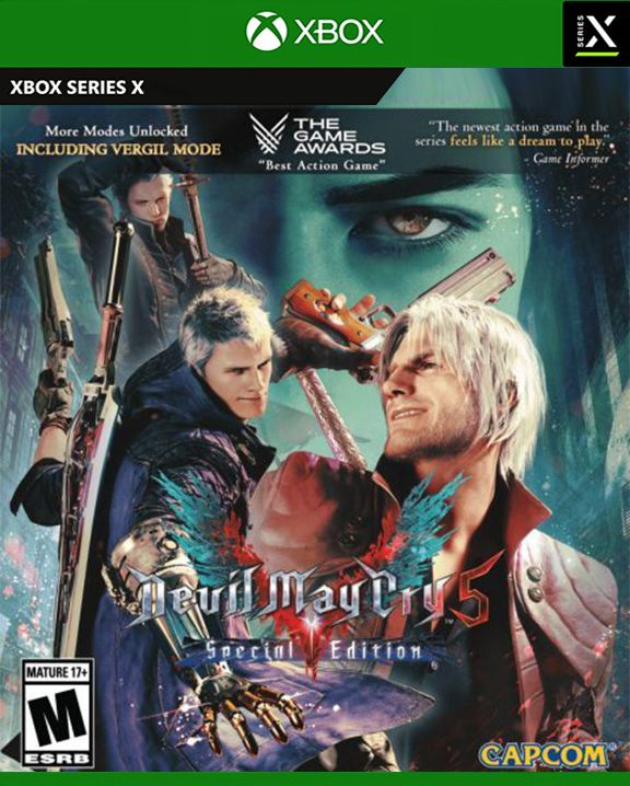 Devil May Cry 5: Special Edition (Xbox)