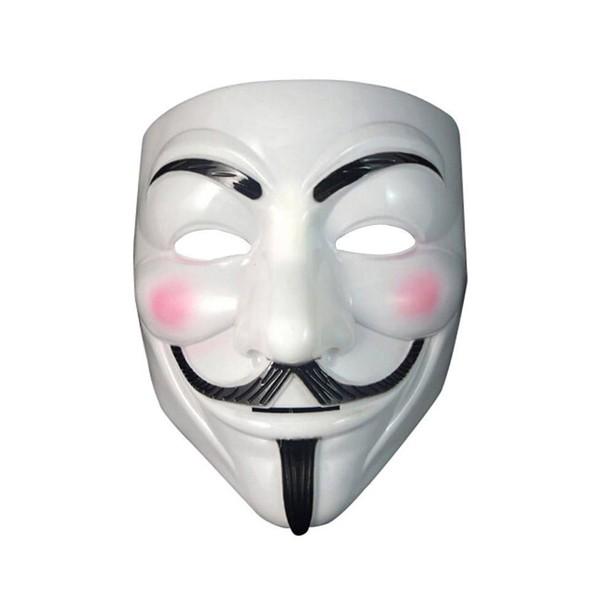 Маска Гая Фокса Анонимуса
