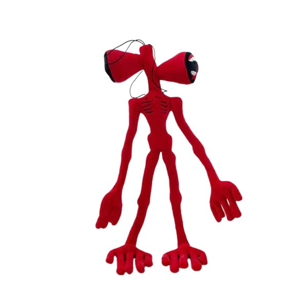 Мягкая игрушка Сиреноголовый (Siren Head) красный