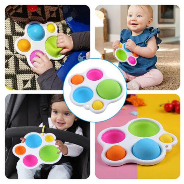 игрушка антистресс Simpl Dimpl ребенок