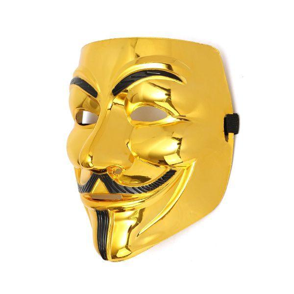 Золотая маска Анонимуса